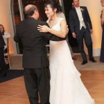 Rosemary & her dad enjoy their dance
