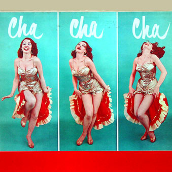Vintage Cha Cha Album Cover
