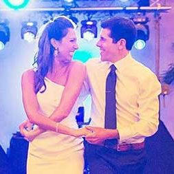 Wedding dance lessons to take your stress away!