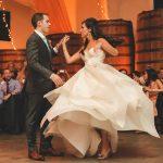 Sammie & Tom's first dance
