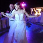 Marissa and dad, Steve, enjoy their dance