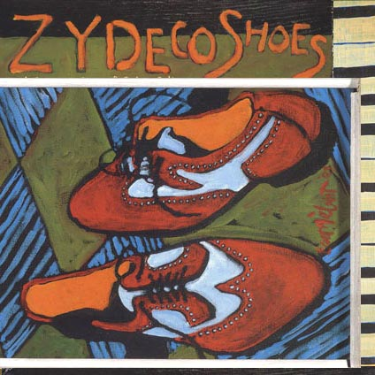 Zydeco dance shoes