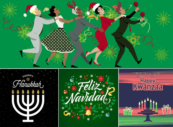 Holiday Line Dancing