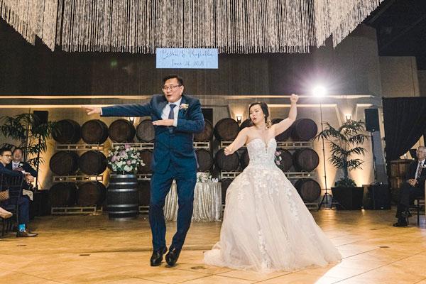 Fun Father-Daughter Dance Mashup